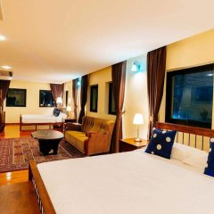 Отель Nine Design Place 3* Улучшенный номер с различными типами кроватей фото 3