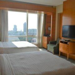 Four Seasons Hotel Mumbai 5* Номер Делюкс с 2 отдельными кроватями фото 7