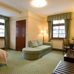 Отель Willa Jaśkowy Dworek 3* Студия с различными типами кроватей фото 8