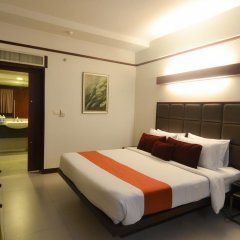 Ambassador Bangkok Hotel 4* Стандартный номер фото 3