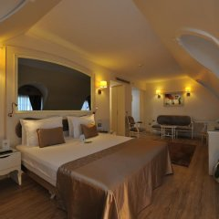 Отель Yasmak Sultan 4* Номер Делюкс с различными типами кроватей фото 8