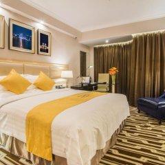 Metropark Hotel Macau 3* Номер Делюкс с различными типами кроватей фото 4
