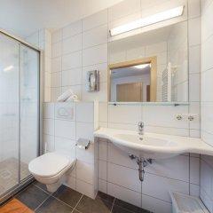 Отель Appartements Tannenhof ванная