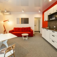 Гостиница Partner Guest House Klovskyi 3* Апартаменты с различными типами кроватей фото 16