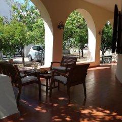Отель villa teocles Джардини Наксос питание фото 3