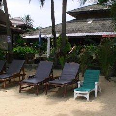 Отель Utopia Resort пляж фото 2