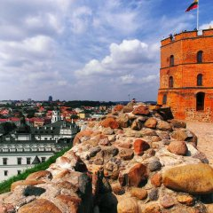 Отель Tilto Литва, Вильнюс - 3 отзыва об отеле, цены и фото номеров - забронировать отель Tilto онлайн фото 3
