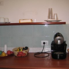 Отель Al Kaos da Pirandello Порт-Эмпедокле питание