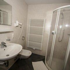 Апартаменты Apartments Heidenberger Fienili Колле Изарко ванная