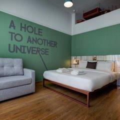 Отель Colors Urban 4* Стандартный номер фото 18