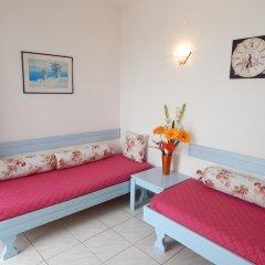 Апартаменты Malia Star Apartments детские мероприятия