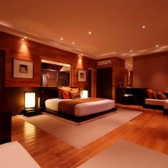 Отель Adaaran Prestige Vadoo 5* Вилла с различными типами кроватей фото 8
