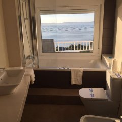 Отель Mirador Ria de Arosa ванная