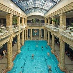 Отель Grand Market Luxury Apartments Венгрия, Будапешт - отзывы, цены и фото номеров - забронировать отель Grand Market Luxury Apartments онлайн бассейн