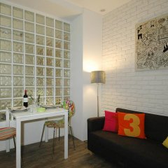 Отель Transparent Marais Франция, Париж - отзывы, цены и фото номеров - забронировать отель Transparent Marais онлайн комната для гостей фото 2