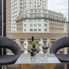 Отель Stay Inn Madrid Испания, Мадрид - отзывы, цены и фото номеров - забронировать отель Stay Inn Madrid онлайн балкон