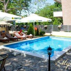 Отель Villa Mystique бассейн фото 6