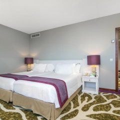 Отель Holiday Inn Porto Gaia 4* Стандартный номер с различными типами кроватей фото 6