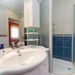 Отель Cherry Pick Apartments Сербия, Белград - отзывы, цены и фото номеров - забронировать отель Cherry Pick Apartments онлайн ванная