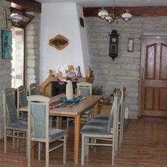Отель Guest House Brezata - Betula Болгария, Ардино - отзывы, цены и фото номеров - забронировать отель Guest House Brezata - Betula онлайн питание фото 2
