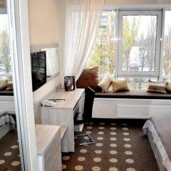 Гостиница Амбассадор Плаза 4* Стандартный номер с различными типами кроватей фото 9