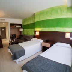 Apart-Hotel Serrano Recoletos Мадрид сейф в номере