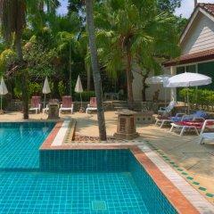 Отель Garden Home Kata бассейн фото 2