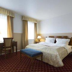 Milling Hotel Plaza 4* Стандартный номер с двуспальной кроватью фото 5
