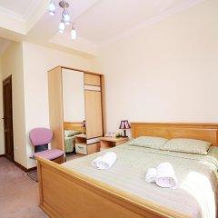 Амротс Отель 3* Стандартный номер двуспальная кровать фото 3