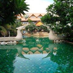 Отель Villa Thongbura 3* Студия с 2 отдельными кроватями фото 11