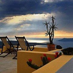 Отель Antithesis Caldera Cliff Santorini 3* Улучшенный люкс с различными типами кроватей фото 13