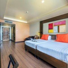 Отель Bangkok Cha-Da 4* Номер Делюкс фото 8