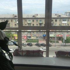 Гостиница Гест Хаус Хостел в Новосибирске отзывы, цены и фото номеров - забронировать гостиницу Гест Хаус Хостел онлайн Новосибирск балкон