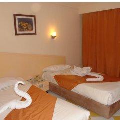 Отель Aqua Fun Club 3* Стандартный номер с двуспальной кроватью фото 4