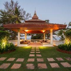 Отель Trisara Villas & Residences Phuket 5* Стандартный номер с различными типами кроватей фото 46