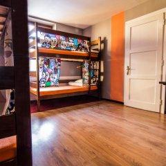 Top Hostel Pokoje Gościnne Кровать в общем номере с двухъярусной кроватью фото 7