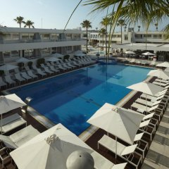 Отель Melpo Antia Suites бассейн фото 3