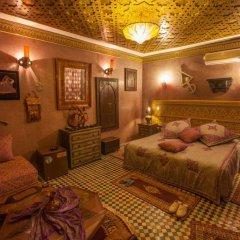 Отель Riad Alhambra 4* Полулюкс с различными типами кроватей фото 7