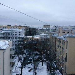 Mini-Hotel Leningradskiy 28 балкон