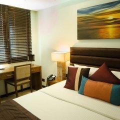 The Somerset Hotel 4* Улучшенный номер с различными типами кроватей фото 20