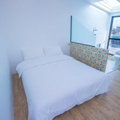 Отель Glur Bangkok Люкс разные типы кроватей фото 6