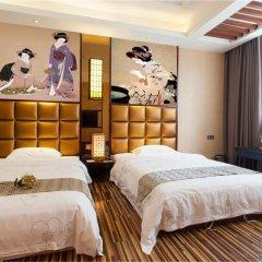 Guangzhou Wellgold Hotel 3* Номер Делюкс с 2 отдельными кроватями фото 9