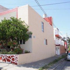 Отель Hostal Pension Mina Мексика, Гвадалахара - отзывы, цены и фото номеров - забронировать отель Hostal Pension Mina онлайн парковка
