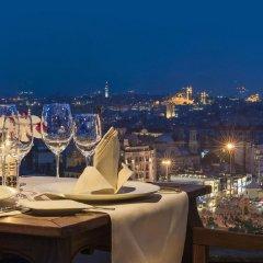 Отель InterContinental Istanbul балкон