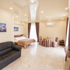 Гостиница Regatta Люкс с различными типами кроватей фото 2