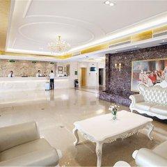 Vienna Hotel Guangzhou Shaheding Metro Station Branch интерьер отеля