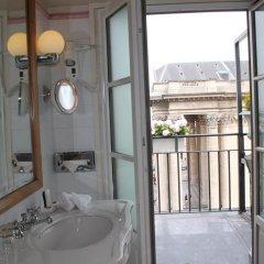Отель Hôtel Des Grands Hommes 3* Стандартный номер с различными типами кроватей фото 6