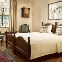 Hotel Park Bergen 4* Стандартный номер фото 7