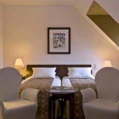 Mamaison Hotel Le Regina Warsaw 5* Люкс с различными типами кроватей фото 3