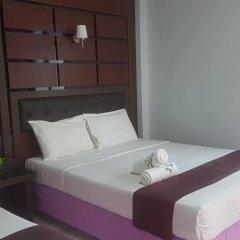 Отель Lanta Paradise Beach Resort 3* Улучшенное бунгало с различными типами кроватей фото 6